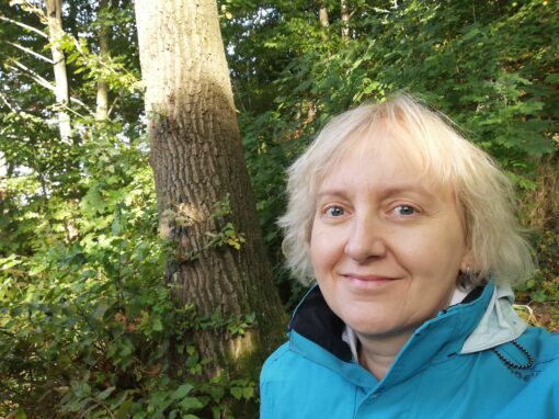 Jolanta Steciuk – project manager (Warszawa)